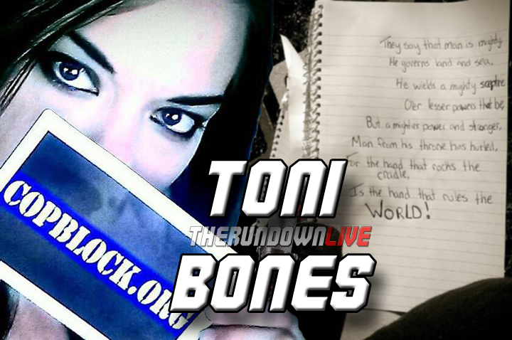 The Rundown Live #103 Toni Bones