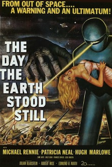 The Day the Earth Stood Still (1951) Commentary