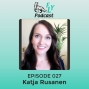 Artwork for EP027 - How to succeed on purpose with Katja Rusanen