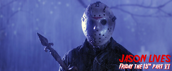#354 - Friday The 13th Part 6: Jason Lives (1986)