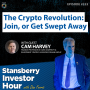 Artwork for The Crypto Revolution: Join, or Get Swept Away.