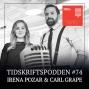 Artwork for #74 Irena Pozar och Carl Grape, Veckorevyn