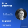 Artwork for Predictive, Forecasting, and the Future of AI in the Enterprise - with Cognizant's Head of AI Bret Greenstein