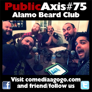 Public Axis #75: Alamo Beard Club