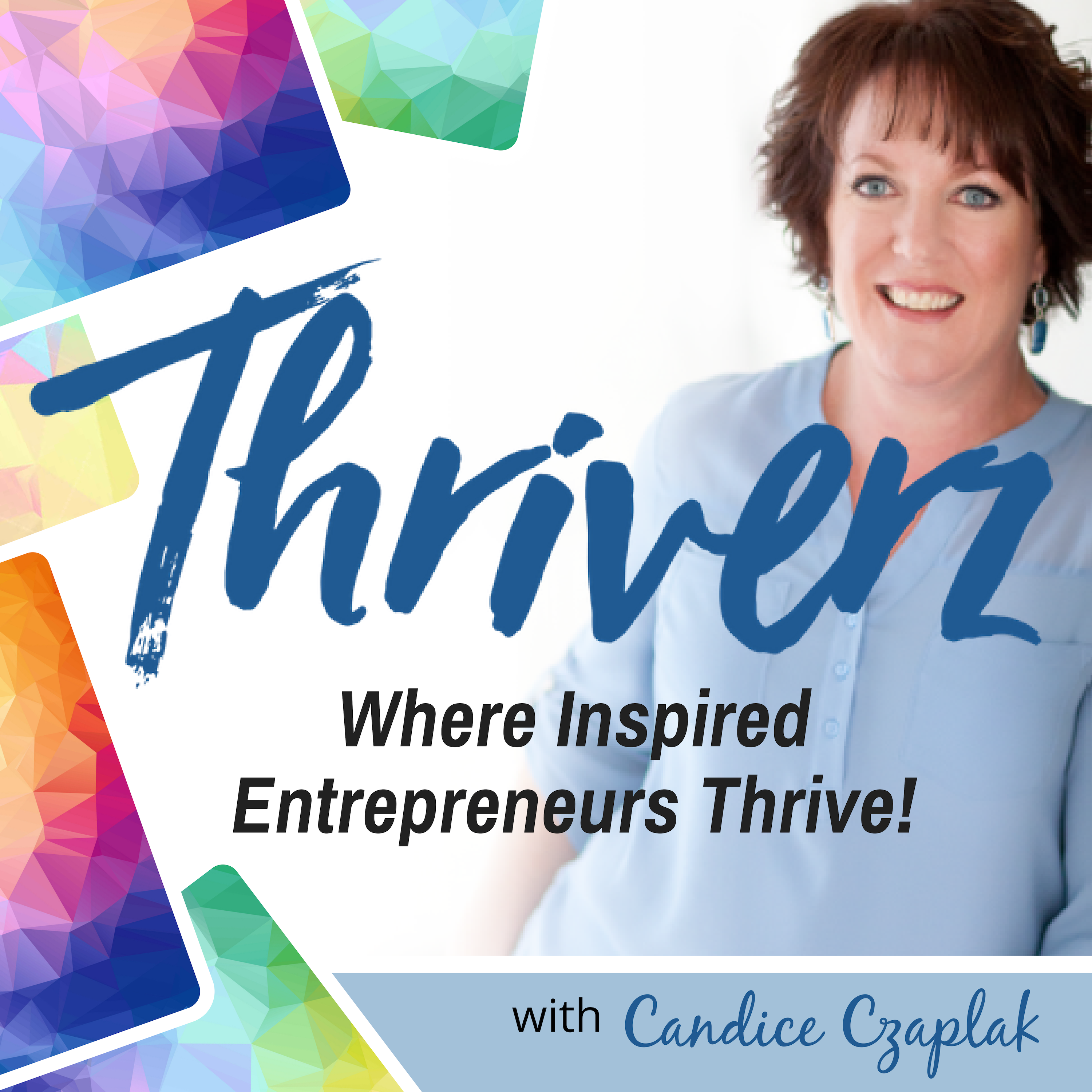 Artwork for Speak Your Brand, Do It Afraid and Be a Positive Influence with Carol Cox (Episode 3)
