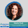 Artwork for Become the Confident, Inspiring Speaker You Have Always Wanted To Be with Odette Peek