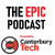 The Epic Podcast Ep 8 - Lauren Peate (Multitudes) & Neil Hamilton (Canterbury Tech) show art