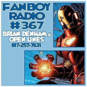 Fanboy Radio #367 - Brian Denham & ND Comics Mag