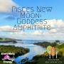 Artwork for Pisces New Moon: Goddess Amphitrite