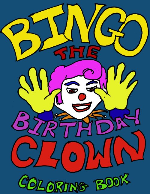 Bingo the Birthday Clown:  #20