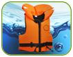 Restez à flot grâce aux gilets de sauvetage et aux vêtements de flottaison individuels