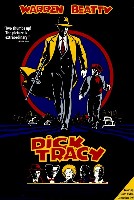 Episode 7: Dick Tracy Review
