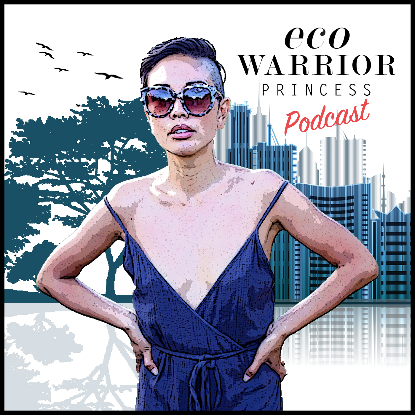 Introducing the Eco Warrior Princess Podcast show art