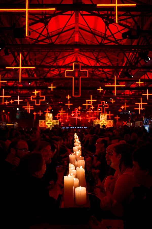 Image by Stevie O'Cuana - Dark Mofo Winter Feast