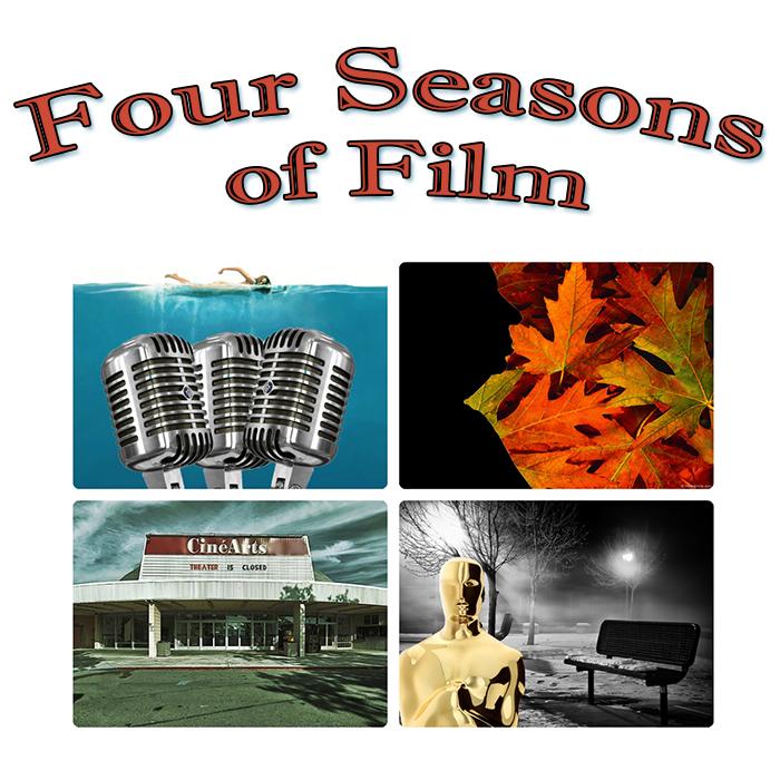 Four Seasons of Film show art