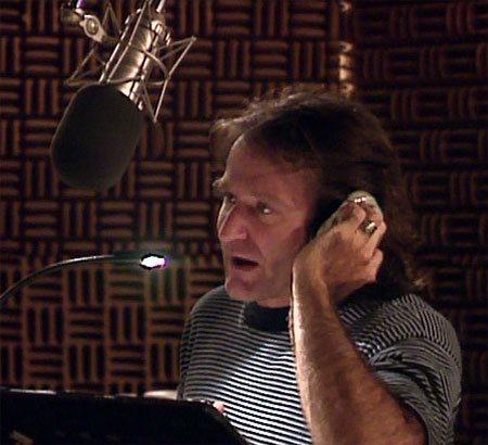 Episode 3: Disney vs. Robin Williams