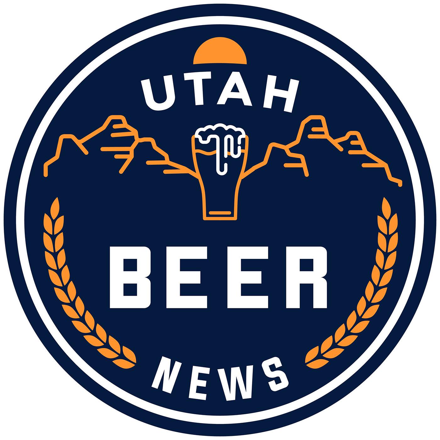 Utah Beer News show art