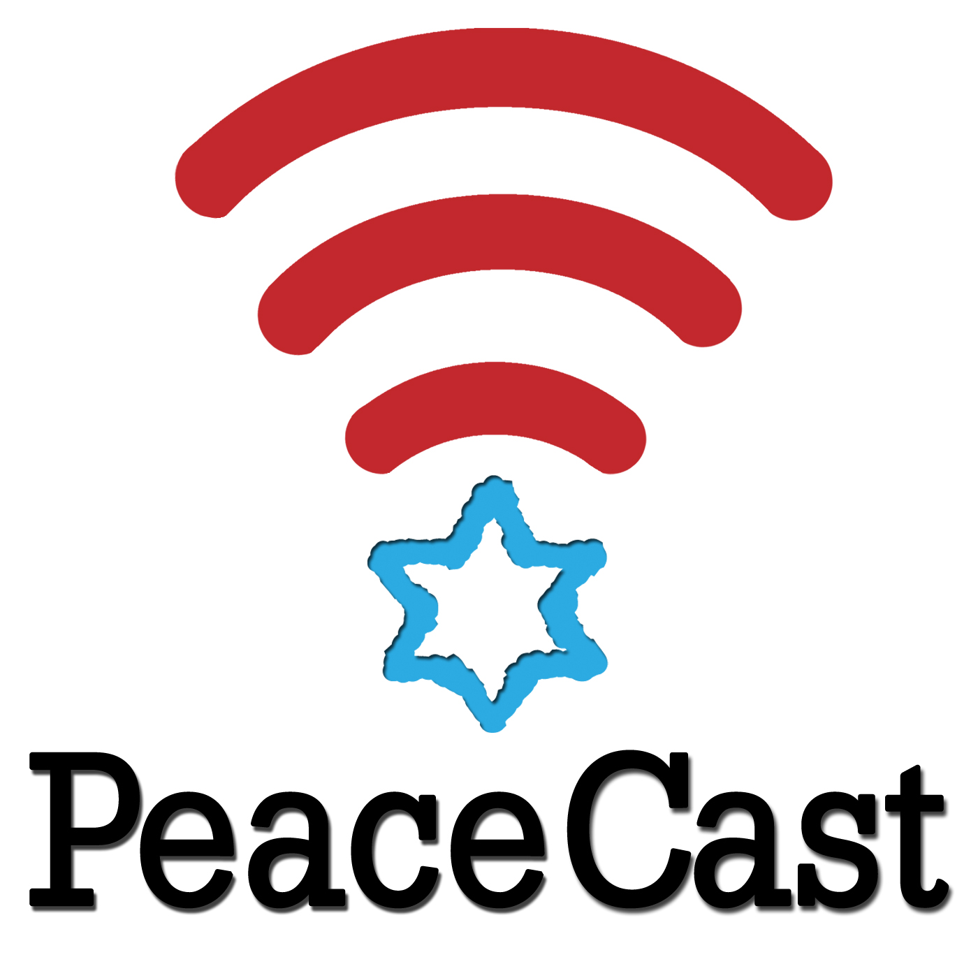 PeaceCast show art