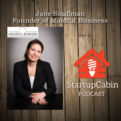 #4 Jane Skullman on why Google, Twitter and Cisco uses mindfulness methods