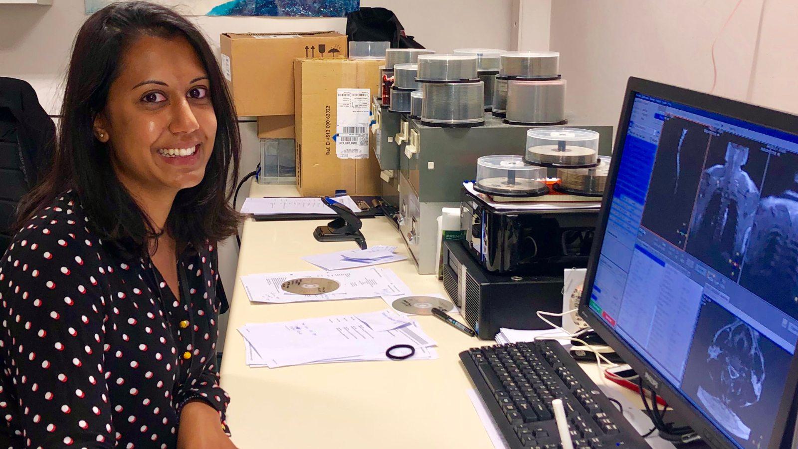 Dr. Anisha Doshi