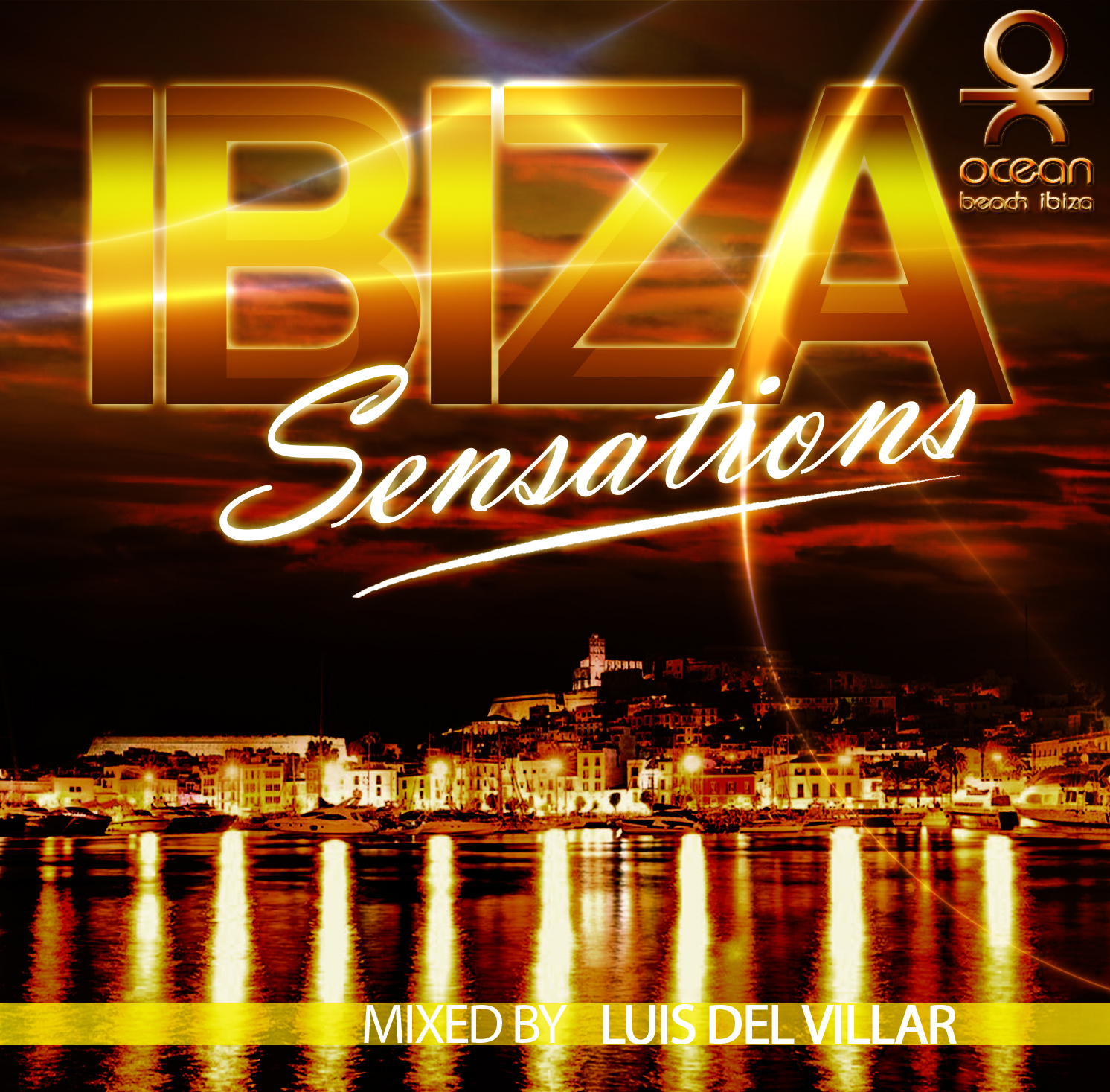 Ibiza Sensations 143 @ Arigato Lounge Bar - Eindhoven, The Netherlands