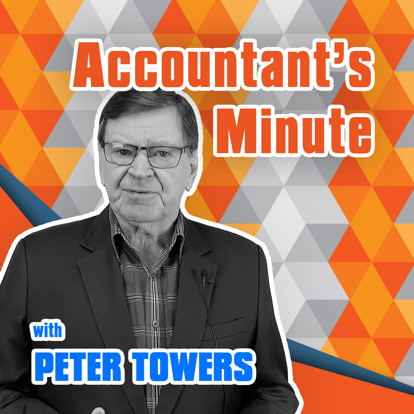 Accountant's Minute's Podcast show art