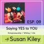 Artwork for Saying YES to YOU