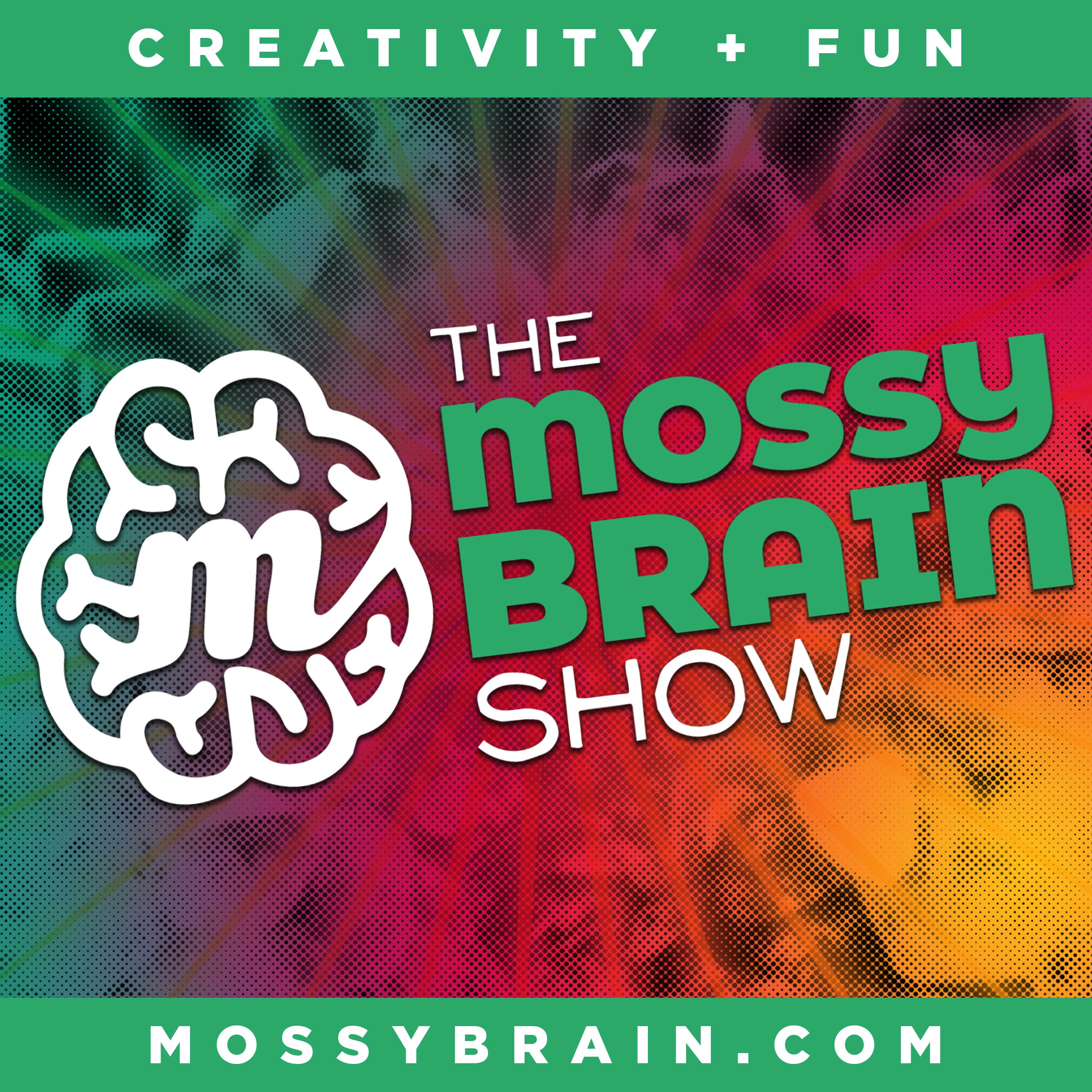 Artwork for The MossyBrain Show Introduction