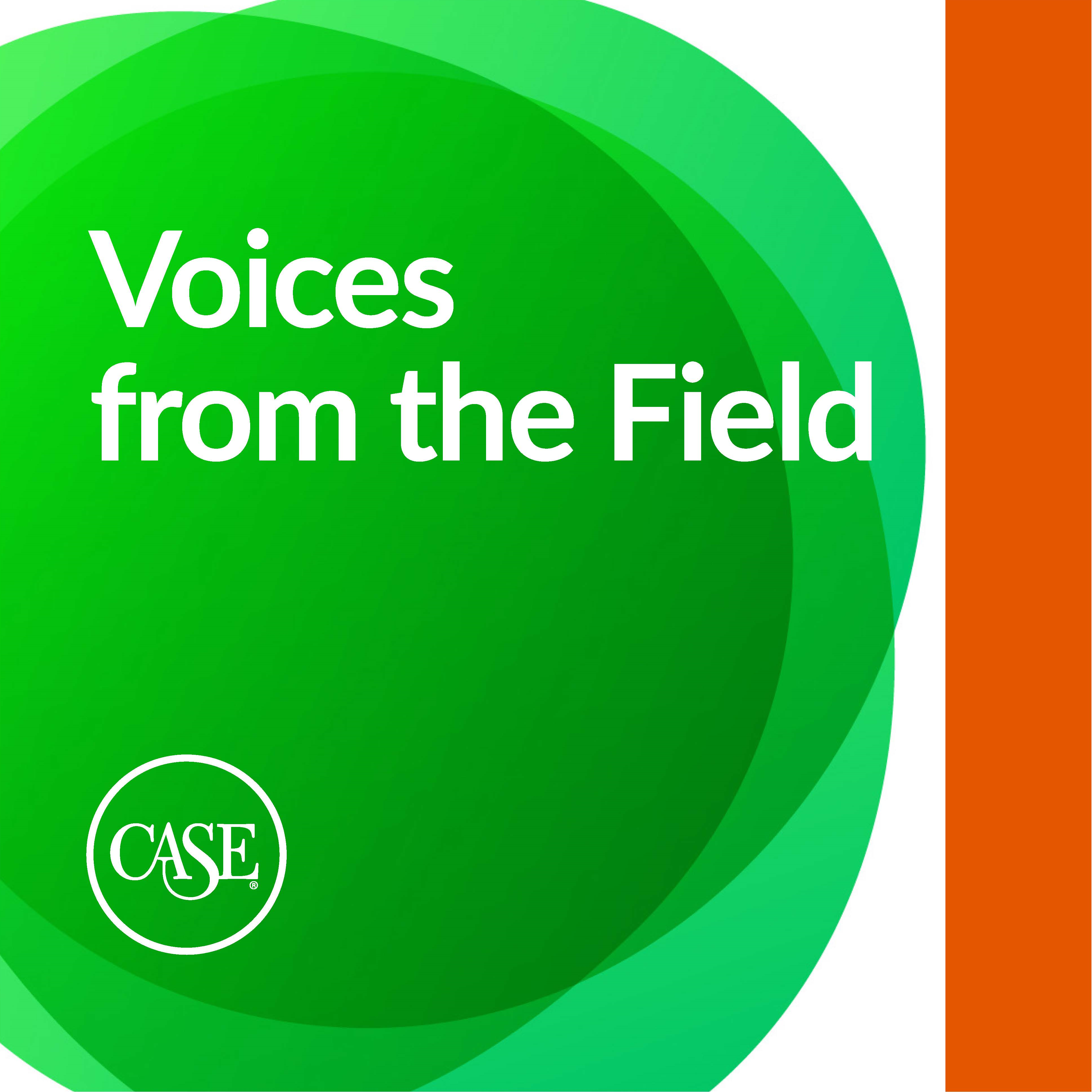 Artwork for Episode 12: Voices from the Field - A Conversation with Brad Entwistle