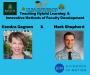 Artwork for Kendra Gagnon & Mark Shepherd- Teaching Hybrid Learning & Innovative Methods of Faculty  Development