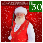 Artwork for Episode 30 - Santa Claus, Spreading Joy Throughout the World