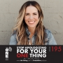 Artwork for Ep 195 - Stop Apologizing for Your ONE Thing | Rachel Hollis