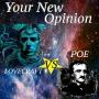 Artwork for Edgar Allen Poe VS H.P. Lovecraft