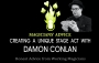 Artwork for Creating A Unique Stage Act with Damon Conlan