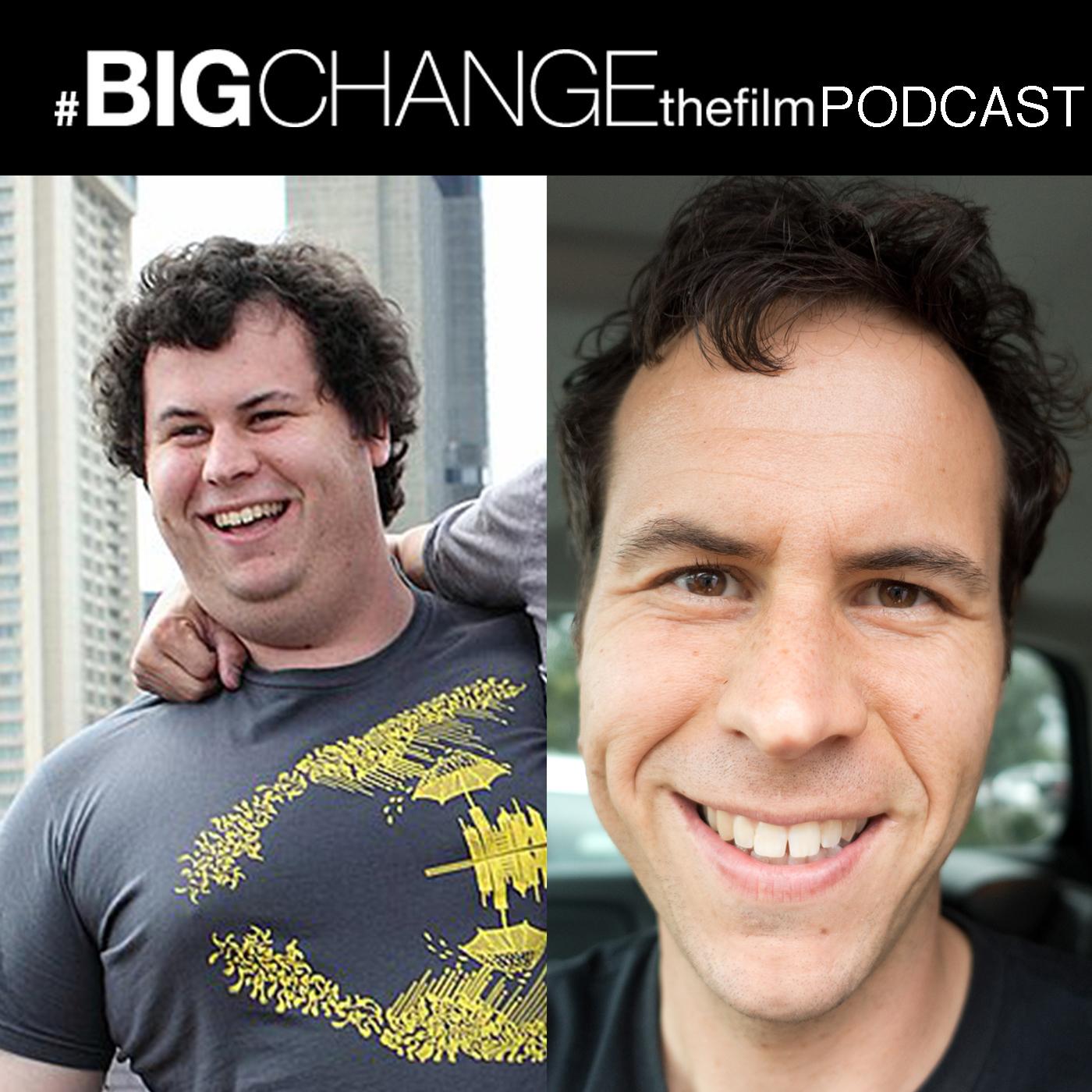 Big Change The Film Podcast show art