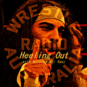 Artwork for Heeling Out - EP14 with  JXT