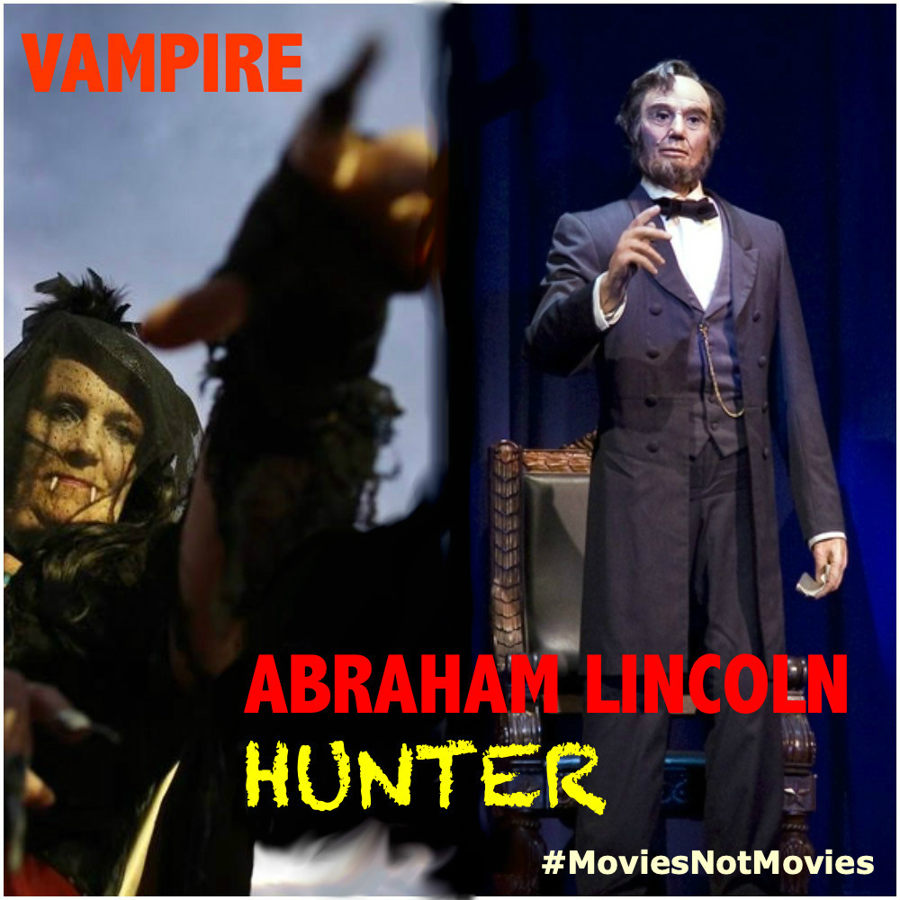 Vampire Abraham Lincoln Hunter