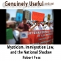 Artwork for Mysticism, Immigration Law, and the National Shadow - Robert Foss