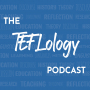 Artwork for Episode 40: Webinars, Teacher Training, and a History of Applied Linguistics