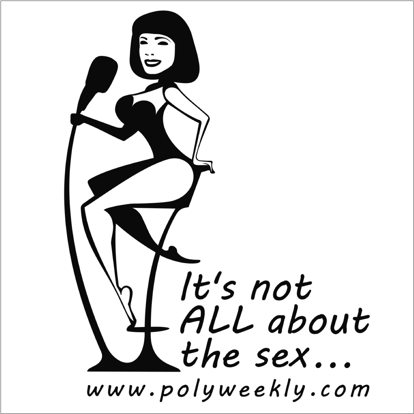 Artwork for Poly Weekly #80: Dealing with jealousy; Polly & Marie TV sitcom