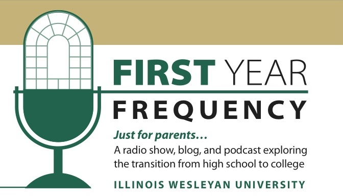 IWU's First Year Frequency logo