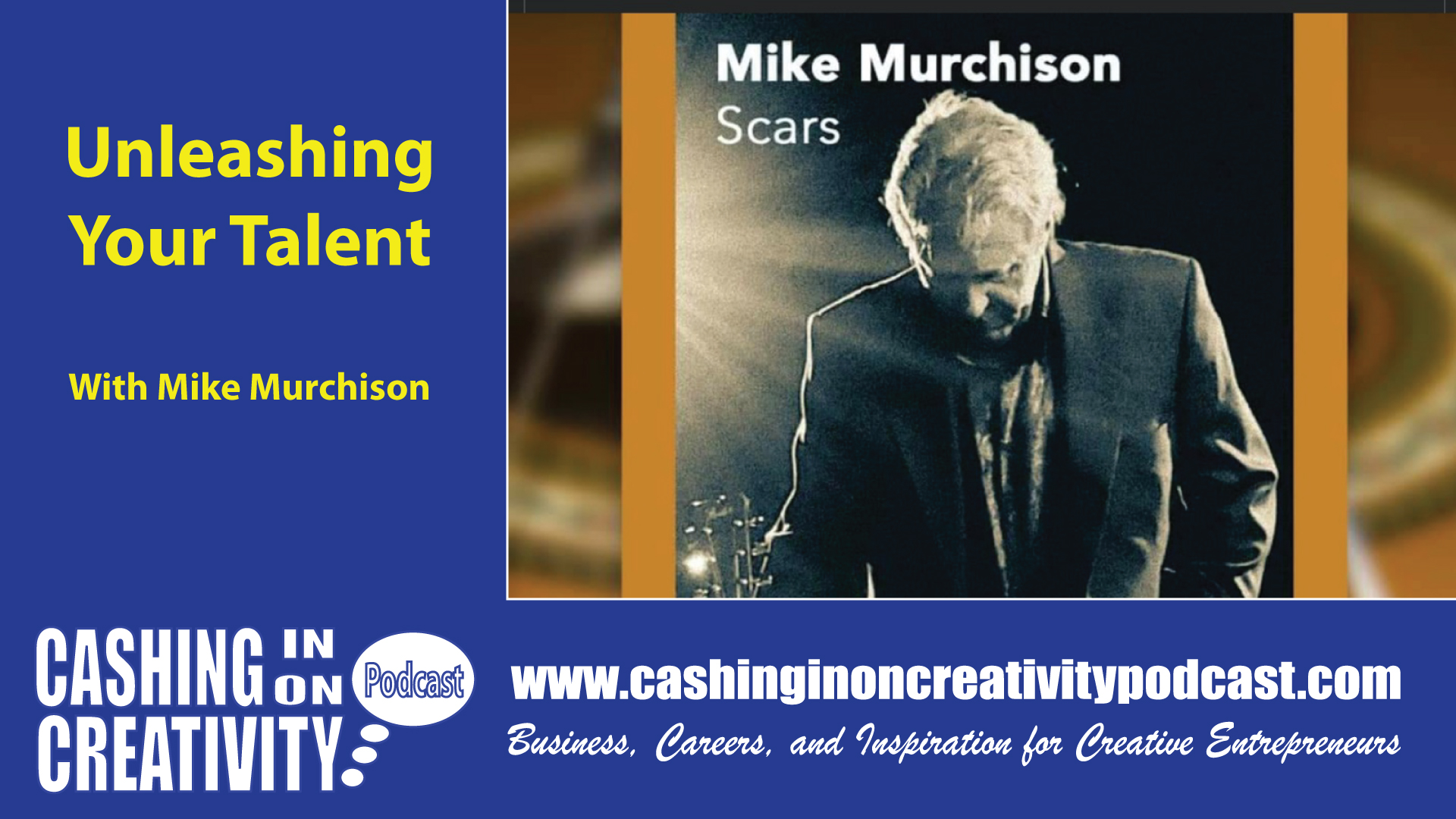 CC253 Writing Songs with Mike Murchison