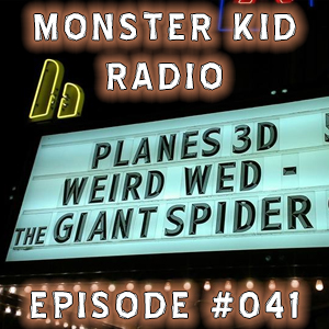 Monster Kid Radio #041 - Jackey Raye Neyman Jones' Hands of Fate, Part 2, AND The Giant Spider
