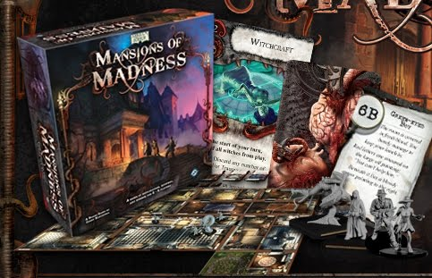 D6G Ep 77: Gamer Gravity, Mansions of Madness Detailed Review, Privateer Press Interview