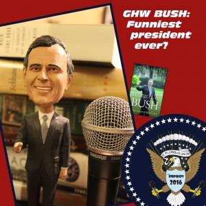 Headliner of State: George H.W. Bush