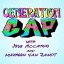 Artwork for GenGap with Josh Accardo & Maureen Van Zandt - Scant Rant: Starbucks