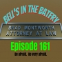 Artwork for Bell's in the Batfry, Episode 161