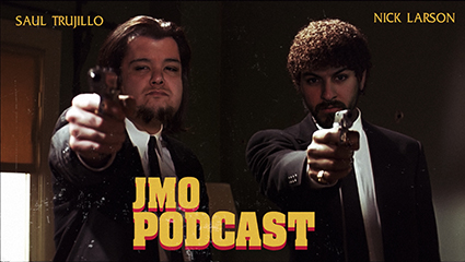 JMO: Episode 8 - Comedy Gang Bang
