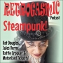 Artwork for STEAMPUNK! Jules Verne, Battle Croquet, Kat Douglas and Giant Motorized Teapots! Ep.8