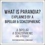 Artwork for What is Paranoia - Explained by a Bipolar and Schizophrenic.